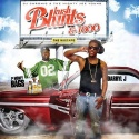 P Money Bags & Darryl J - Kush Blunts & 1800 mixtape cover art