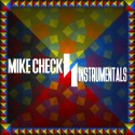 Mike Check 2 Instrumentals mixtape cover art