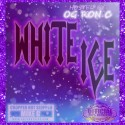 White Ice (Chopped Not Slopped) mixtape cover art
