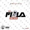 FILA mixtape cover art