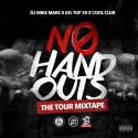 No Handouts (The Tour Mixtape) mixtape cover art
