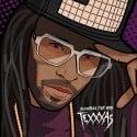 Giovanni Tha King - Texxxas Ep mixtape cover art