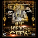 Lil Sicc - Keys 2 Da City mixtape cover art