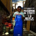 Feeding Da Streetz 13  mixtape cover art