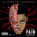 YK Wildend - Pain mixtape cover art