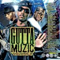 Gutta Muzic, Vol. 2 mixtape cover art
