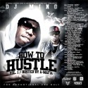 How To Hustle, Vol. 1 (Hosted by A-Mafia) mixtape cover art