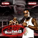 The Game & Young Buck - Step Brothers mixtape cover art