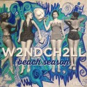 W2NDCH2LL (Beach Season) mixtape cover art