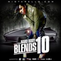 Hard Body Blends 10 mixtape cover art