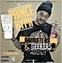 Prince Hyph - Gangsters & Geekers mixtape cover art