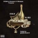 Steven Ay - All Gold Hosted mixtape cover art