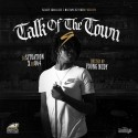Talk Of The Town 9 (Hosted By Young Nudy) mixtape cover art