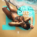 Catch The Wave 10 mixtape cover art