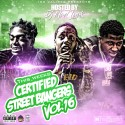 This Weeks Certified Street Bangers 16 mixtape cover art