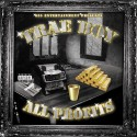 Trae Boy - All Profits mixtape cover art