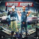 Wreckless & C Greene - Nawfside Monopoly mixtape cover art