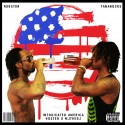 Rxkstxr & Tana Rocks - Intoxicated America mixtape cover art