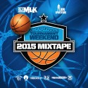 2015 Charlotte Tournament Weekend Mixtape mixtape cover art