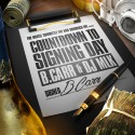 B Carr - Countdown Til Signing Day mixtape cover art