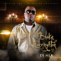 Blake Carringhton - The EP mixtape cover art