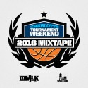 Charlotte Tournament Weekend 2016 mixtape cover art