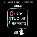 Clubs Studio Airports 5 mixtape cover art