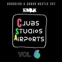 Clubs Studio Airports 6 mixtape cover art