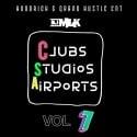 Clubs Studio Airports 7 mixtape cover art