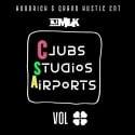 Clubs Studios Airports 4 mixtape cover art