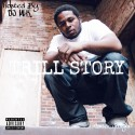 Cortez Georgia - Trill Story mixtape cover art