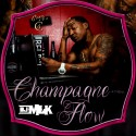Cruz C4 - Champagne Flow mixtape cover art