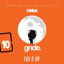 Fux It Up 10 mixtape cover art