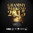 Grammy Weekend 2015 mixtape cover art