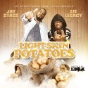 Jay Stacs & Lee Legacy - LightSkin Potatoes mixtape cover art