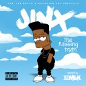 Jinx - The Missing Truth mixtape cover art