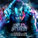 JT The Bigga Figga - Conflict Of Interest mixtape cover art