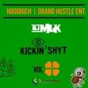 #KickinShyt 4 mixtape cover art