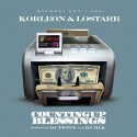 Korleon & LoStarr - Counting Up Blessings mixtape cover art
