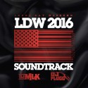LDW 2016 mixtape cover art