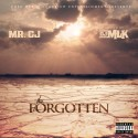 Mr CJ - The Forgotten mixtape cover art