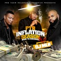 PTR - Inflation Season 2 mixtape cover art