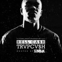Rell Ca$h - TRVPCV$H mixtape cover art