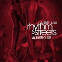 Rhythm & Streets (Valentine's Day Edition) mixtape cover art