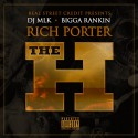 Rich Porter - The H mixtape cover art