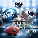 The Official Super Bowl XLIX Mixtape mixtape cover art