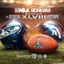 The Official Super Bowl XLVIII Mixtape mixtape cover art