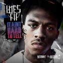 Wes Fif - It Aint Hard To Tell mixtape cover art