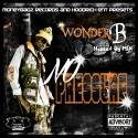 Wonder B - No Pressure mixtape cover art