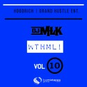 #WTHML 10 mixtape cover art